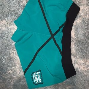 Reebok athletic shorts. Fit like a small!